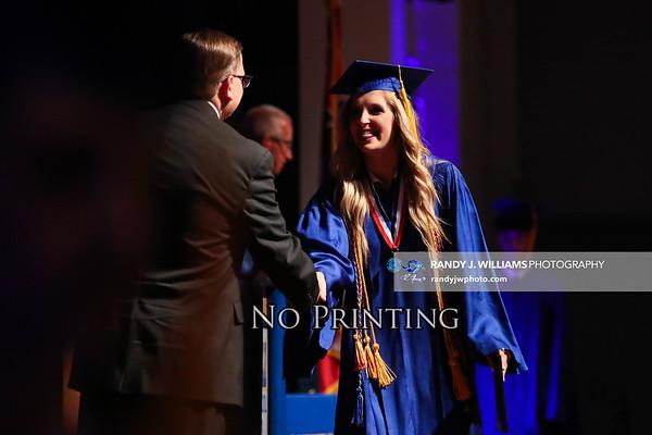 Booneville's Graduation