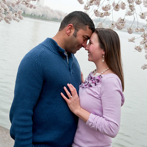 Neil & Valerie's Engagement