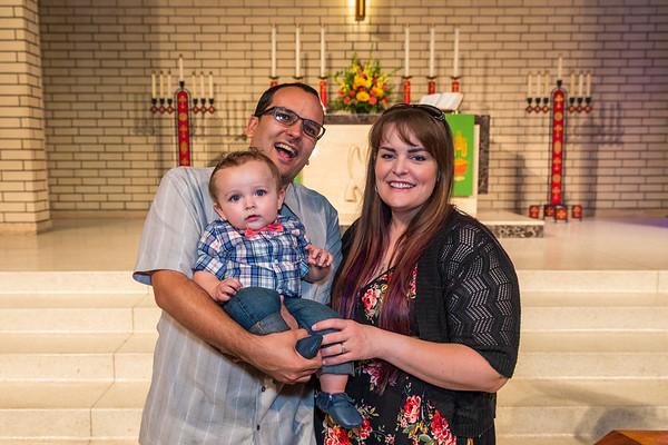 2019-10-06 Huddleston Baptism