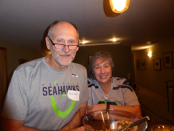 Christmas, Seattle Happenings and Marian's Birthday