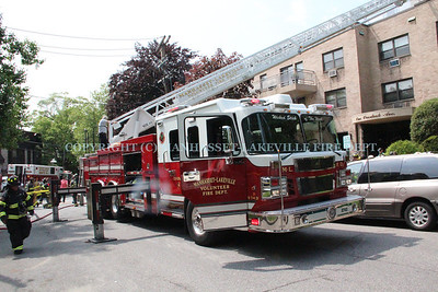 May 21st, 2014 - 1 Overlook Avenue [Apartment Fire]