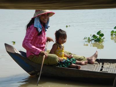 Churning the Ocean of Milk (Cambodia)