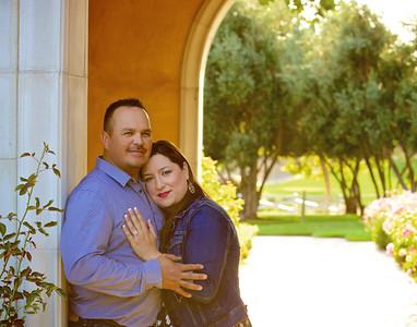 Jeannette & Luis' Engagement