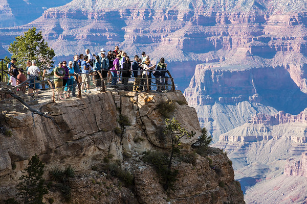 Grand Canyon National Park - October, 2016