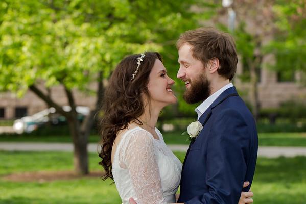 Irina & John's Wedding
