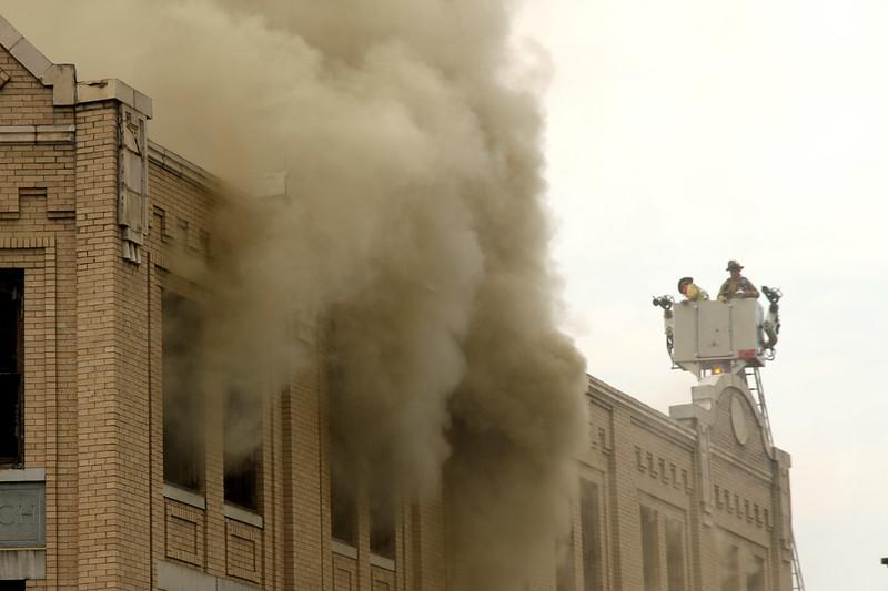 2010 5-31 Key Bank Fire - Barre, VT