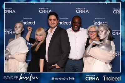 29 novembre 2018 - Fondation CRHA