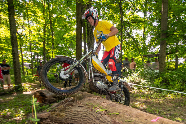 2018 AMA Off-Road Vintage Grand Championship: Trials