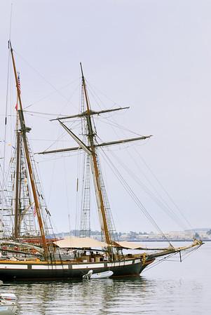 Tall Ships San Diego, California