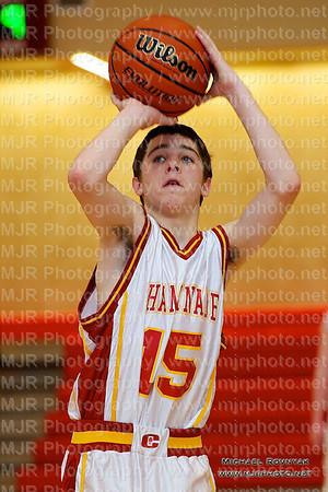 Chaminade Vs St John's, Boys Freshman Basketball 02.05.11