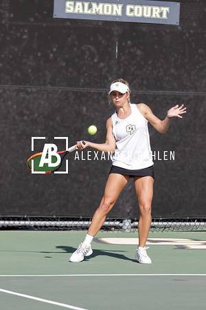 2017-18 Cal Poly Women's Tennis