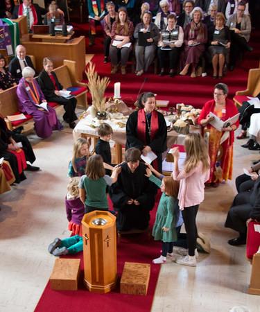 Lisa L. Larges Ordination