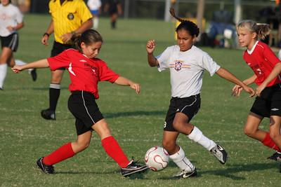 Xcelex Puma Cup - Xcelex vs FWFCW (7/18/2008)