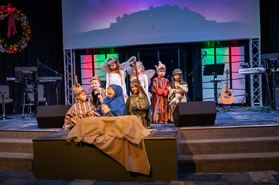 OHCC Christmas Service Play