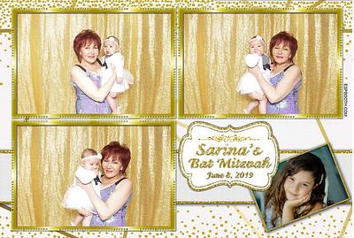 Sarina's Bat Mitzvah