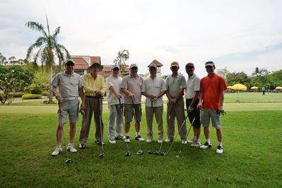 2013 golfing in Thailand