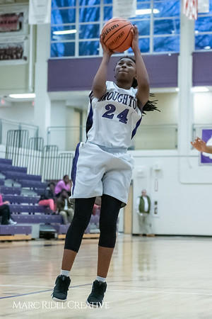 Broughtongirls JV basketball vs Millbrook. February 14, 2019. 750_7133