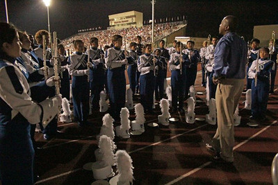 Game 4 - vs Lewisville - 23 Sep 2011