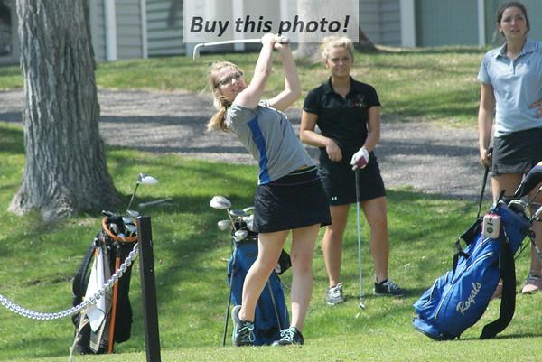 B-B-E girls golf at Minnewaska 5-1