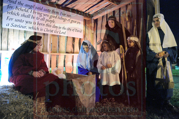 Living Nativity 12/19/13