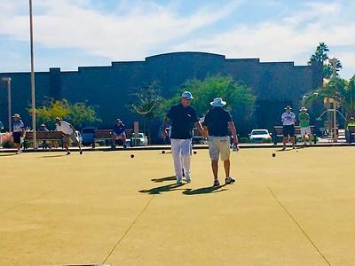 US Open Lawn Bowls at Sun City, AZ - November