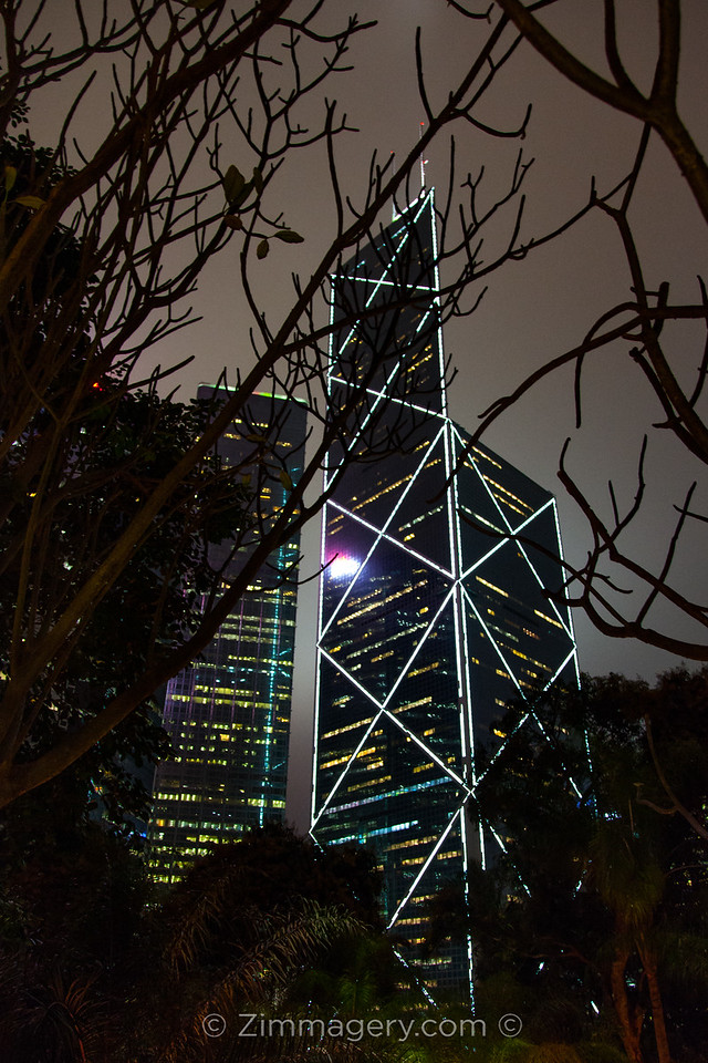 Bank of China Tower, Hong Kong