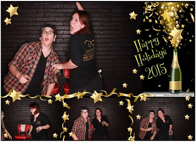 DB Holiday Party 2015