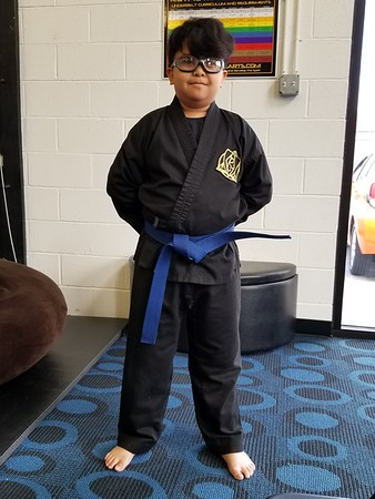 2018-03-10_Tre's Blue Belt Testing