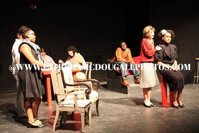 Murder Takes The Stage - Friday, November 21, 2014