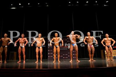 Men's Bodybuilding Open