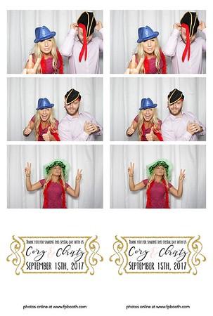 Cory & Kristy