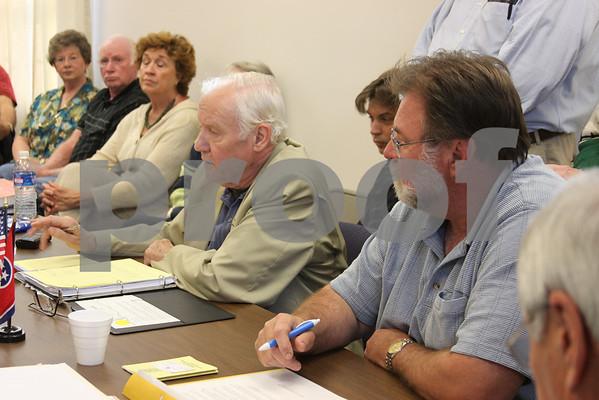 Election Commission Meeting - April 2009