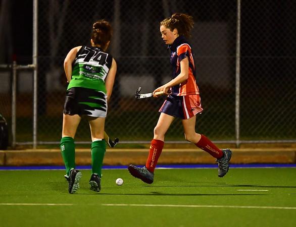 U18 Women Waikerie v Berri (Round 8)