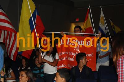 Spanish Club Assembly