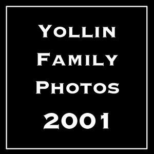 The Yollin Family Photos 2001