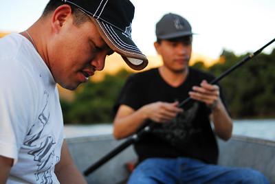 Câu Cá Bông Lau - Aug 2010
