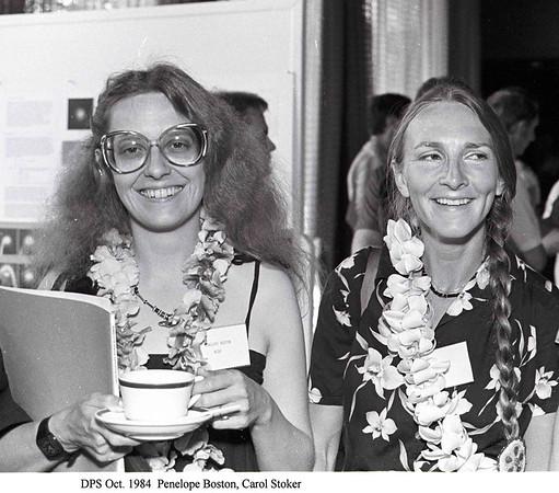 DPS 16: Oct. 1984 - Kailua-Kona, HI