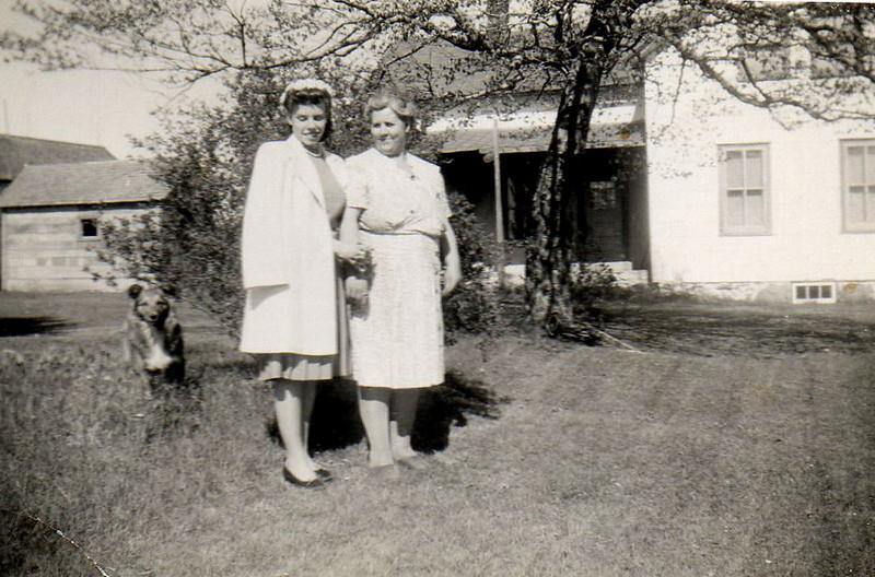 Dorothy and Ella Foote