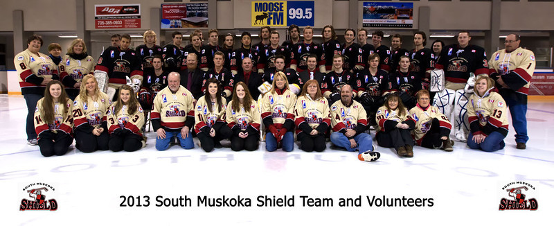 Team Volunteer and Player Photos