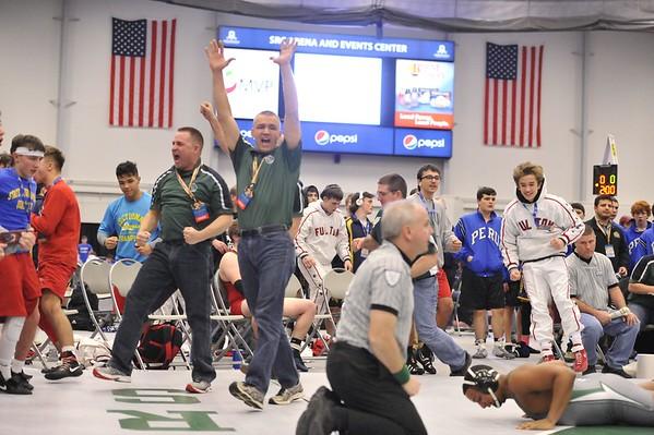 NYSPHSAA Dual Meet Championship