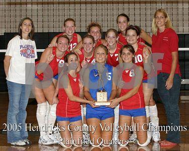 Brownsburg vs Plainfield County Championship Game 9-17-2005
