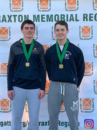 Rowing - Bill Braxton Memorial Regatta 2019