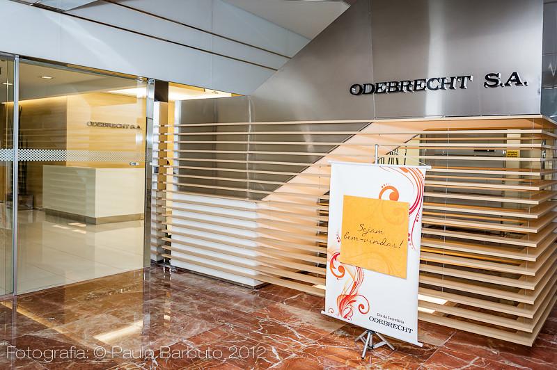 Dia da Secretária - Odebrecht - 2012