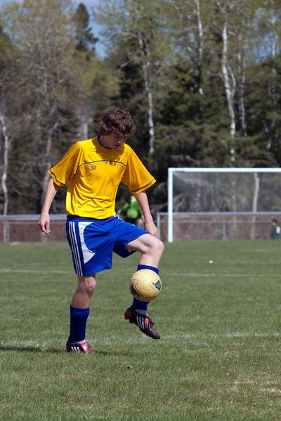 DHS Eagles Soccer 2010
