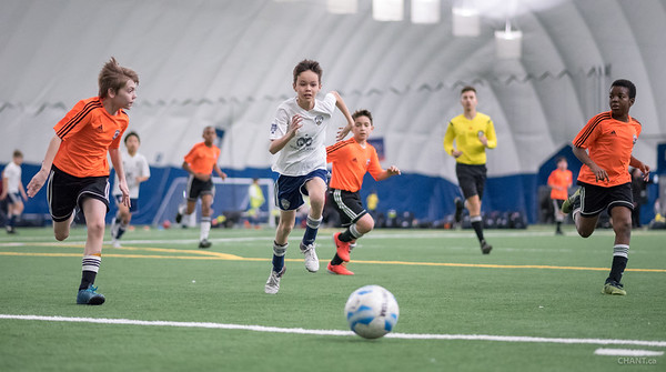 Bradford White vs SC Toronto Navy