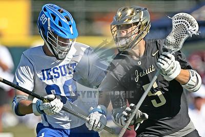 3/22/2019 - Jesuit Lacrosse Classic - Dallas Jesuit (TX) vs. Tampa Jesuit (FL) - Belen Jesuit Preparatory School, Miami, FL