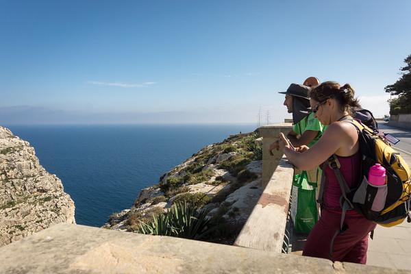 Malta Main Land with Mark