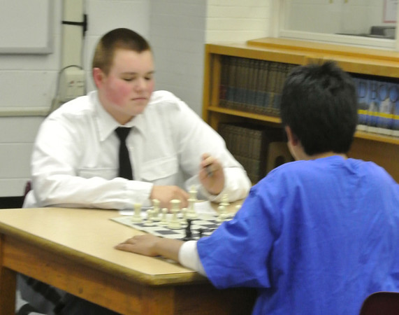 Chess Team Wins over Tucker High School