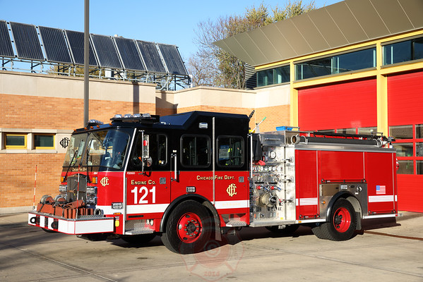 CFD New Emergency One Engines 73 - 121