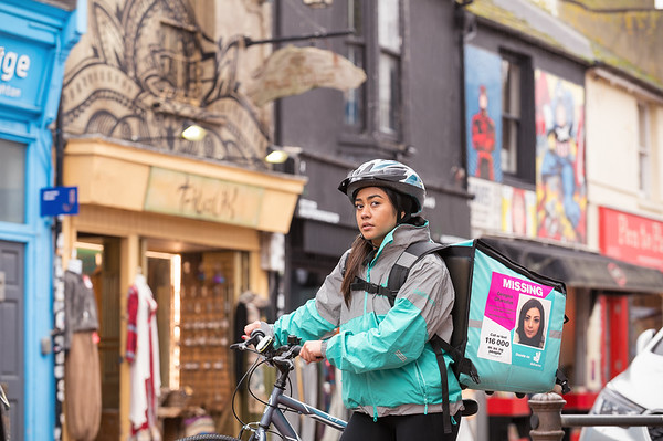 Photographing Big Brands vs. Small Brands - Deliveroo
